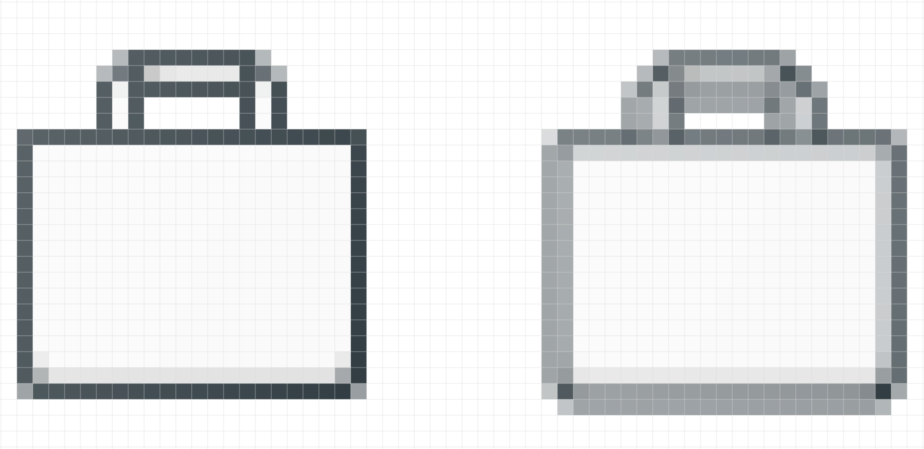 Pixel Perfect Position And Sizes