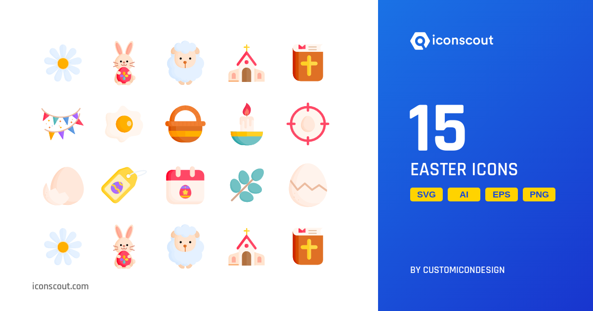 Easter free icons png