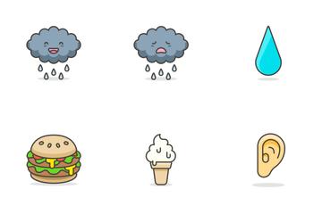 100 Free Emoji Icon Pack