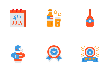 4th Of July Icon Pack
