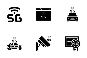 5G Era Icon Pack