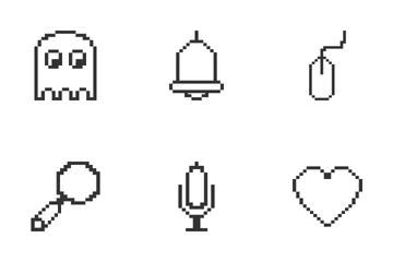 8 Bit Icon Pack