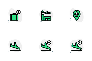 Aairport Icon Pack