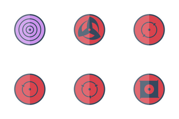 Abstract Circle Icon Pack