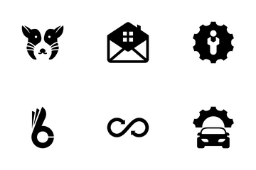 Abstract Symbols Icon Pack