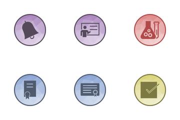 Academics Icon Pack