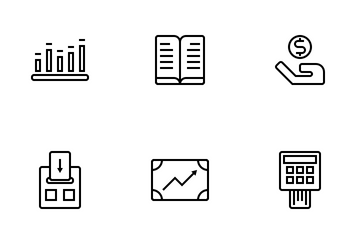 Accounting Business Icon Pack