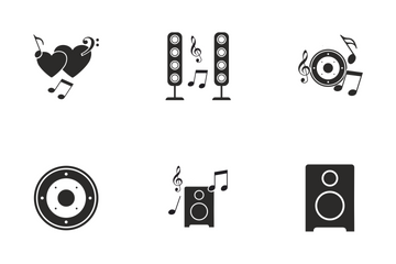 Acoustic  Icon Pack