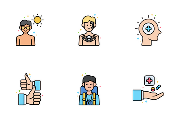 Addiction Icon Pack