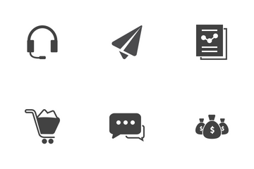 Admin Dashboard Icon Pack