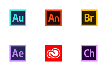 Adobe Creative Cloud Icon Pack