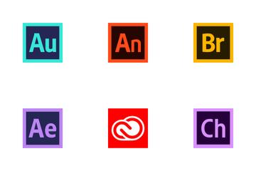 Adobe Creative Cloud Icon Pack