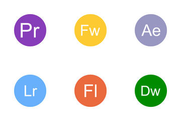 Adobe File Icon Pack