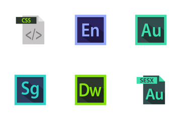 Adobe Icon Icon Pack