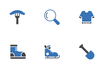 Adventure And Hiking Icon Pack