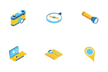 Adventure Icon Icon Pack