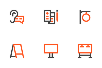 Advertising Icon Pack