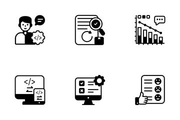 Agile Development Icon Pack