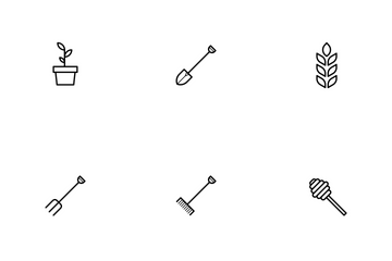 Agriculture 1 Icon Pack