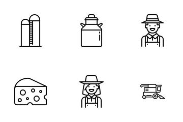 Agriculture Icon Pack