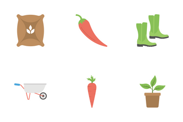 Agriculture Flat Icons  Icon Pack