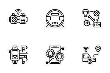 AI For Earth Icon Pack