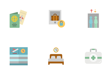 Airport Icon Pack