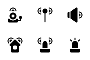 Alarm Icon Pack