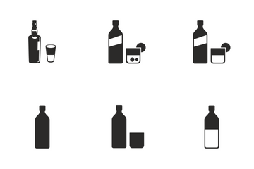 Alcohol  Icon Pack