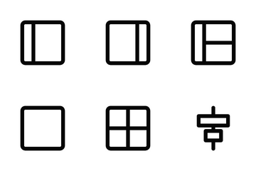 Alignment Icon Pack
