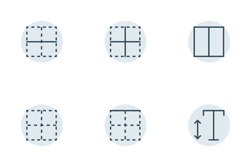 Alignment & Paragraph Icon Pack
