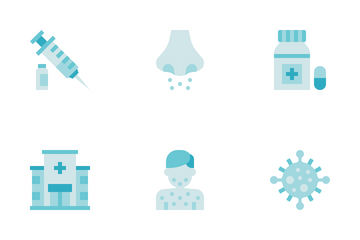 Allergies Icon Pack