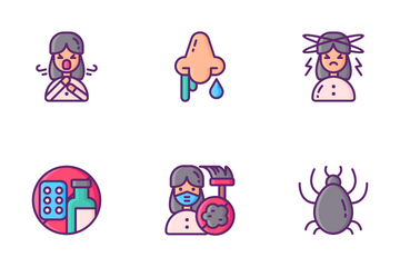 Allergy Icon Pack