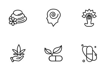 Alternanative Medicine Icon Pack