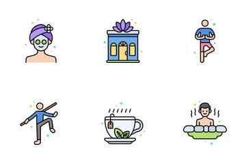Alternative Medicine Icon Pack