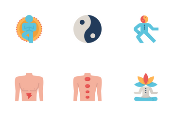 Alternative Medicine Icon Pack