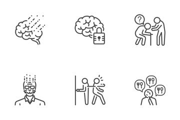 Alzheimer Icon Pack