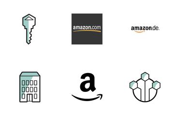Amazon Brand Logos Icon Pack
