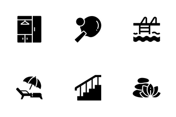 Amenities Icon Pack