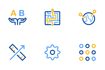 Analytics Icon Pack