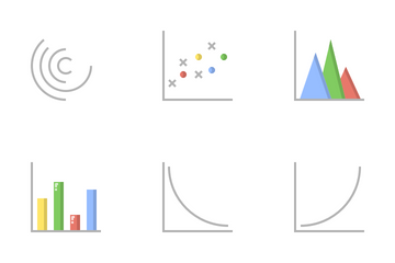 Analytics And Charts Icon Pack