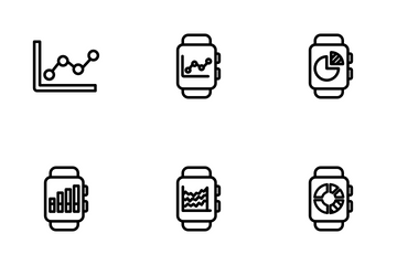 Analytics Vol 4 - Outline Icon Pack