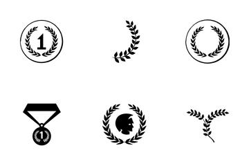 Ancient Laurels Icon Pack