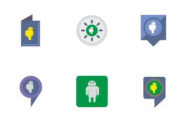 Android Apps Icon Pack