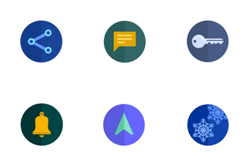 Android Interface  Icon Pack