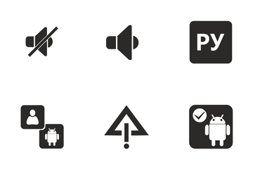 Android UI Icon Pack