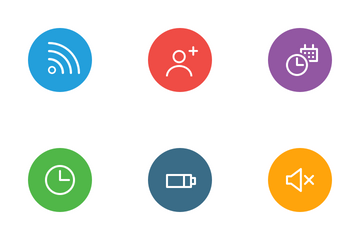 Android User Interface Icon Pack