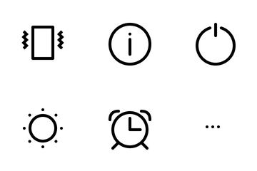 Android User Interface Vol 1 Icon Pack