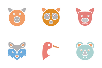 Animal And Bird Icon Pack