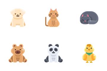Animal Avatar Icon Pack